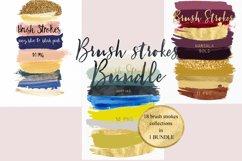 Brush strokes BUNDLE Product Image 5
