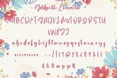 Web Font Goldsmith - Beauty Handwritten Font Product Image 5