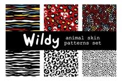 WILDY   animal skin patterns set Product Image 4