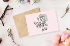 Royal garden, vector clipart set Product Image 3