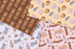 The Nutcracker Digital Papers Product Image 3