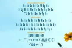 Web Font Everglow Font Product Image 4