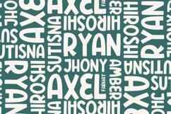 Polers - Sans Serif Font Product Image 5