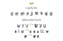 Happy Handwritten Font Product Image 3