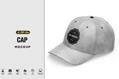 Cap Mockup Product Image 1