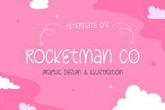 Constellation Font Product Image 4