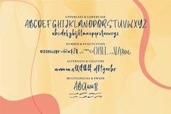 Blomming - A Stylish Handwritten Font Product Image 4