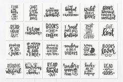 Reading SVG Bundle design set| Book lover SVG Product Image 5