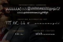 Casstino Handwritten Font Product Image 4