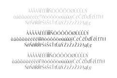 Berton Sans Serif Typeface Product Image 4