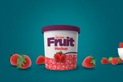 Ice Cream Cup Mockup Product Image 5