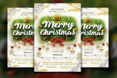 Christmas Flyer Product Image 1