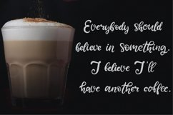 Sweet Tooth. A handwritten script font Product Image 6
