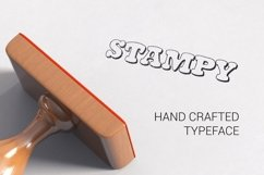 Stampy Light font Product Image 3