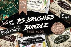 40%OFF! PS Brushes Bundle Product Image 2