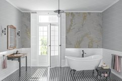 Wall mockup - Interior mockup - Wallpaper mockup Product Image 3