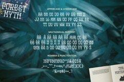 Web Font LONE WOLF Font Product Image 4
