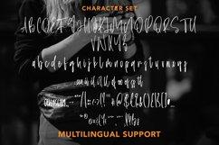Delirious - Monoline Script Font Product Image 4