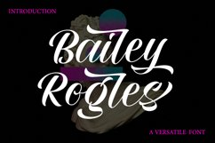 Bailey Rogles Product Image 1
