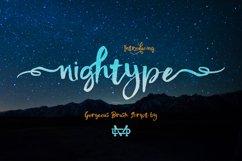 NEW I Nightype Script Product Image 2