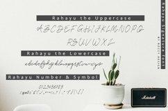 Rahayu Signature Font Product Image 6