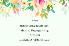 Lilykins Sans Product Image 5
