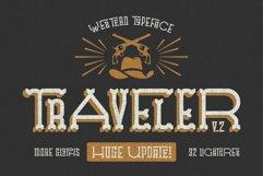 Traveler v.2 typeface Product Image 1