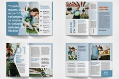 Creative Magazine Template Product Image 2