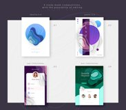 Smooth Organic / Set of graphic elements Product Image 2