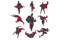 Superhero comics set Product Image 1