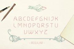 Lokka Uppercase Font Product Image 2