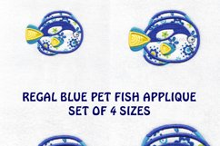 Pet Fish Applique Embroidery Size Pack Product Image 6