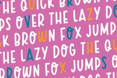 SOME LOVE Hand Lettered Display Font Product Image 3