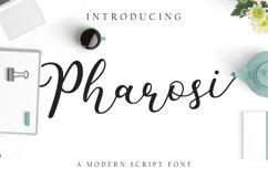 Pharosi Font Product Image 1