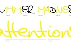 Cedi Typeface layout 4