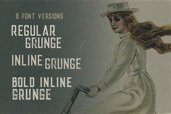 Alter - Vintage Style Font Product Image 2