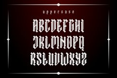 Asmodeus - Blackletter Product Image 2