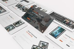 Move Studios Keynote Template Product Image 1