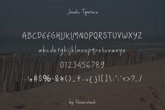 Javaku Handwritten Display Typeface Fonts Product Image 5
