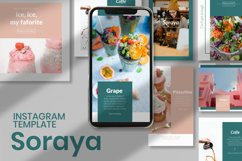 Soraya Instagram Template Product Image 2