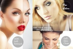 HDR Soft Retouch Photo Action Product Image 2