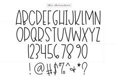 Sailboat - A Fun Handwritten Font Product Image 5