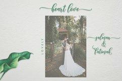 Heart Love   WEB FONT Product Image 2