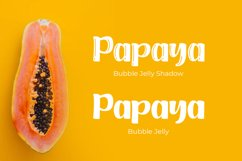 Bubble Jelly | 2 Styles Display Font Product Image 4