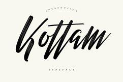 Kottam Typeface - New Update Product Image 1