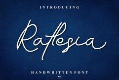 Raflesia Font Product Image 1