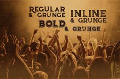 Rock'n Roll Typeface Product Image 3