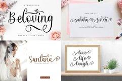 Handwritten Font Bundle 35 Fonts   Limited Time Offer Product Image 4