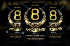 Anniversary Flyer Product Image 1