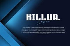 Web Font Cero - Modern Display Typeface Product Image 2